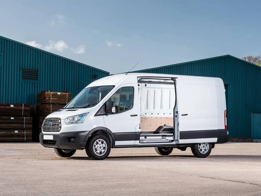Ford Transit 350 L4H3 2.0TDCi RWD 130ps Leader Van - the BIG one!