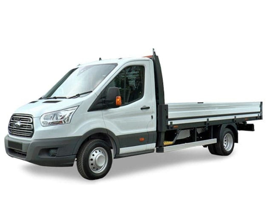 New Ford Transit 350 L2 Diesel FWD 2.0 Ecoblue 130ps Dropside